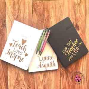 Teacher Gift 2021 Diary