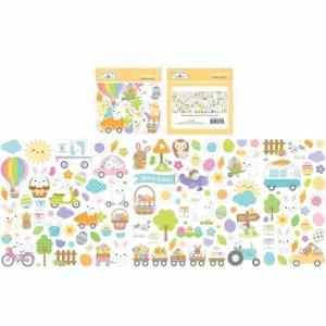 Doodlebug Design Odds & Ends Hippity Hoppity