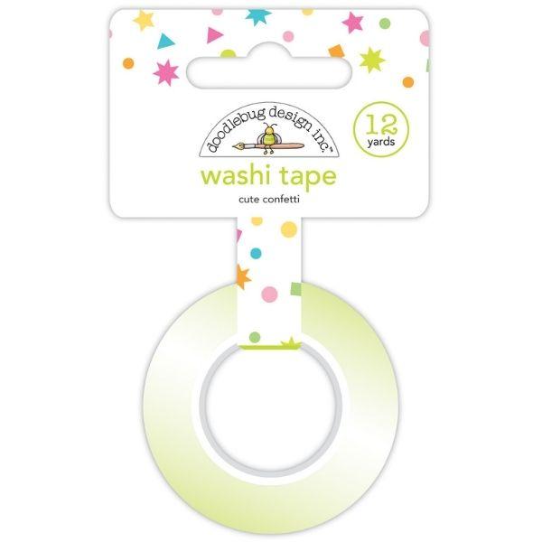 Doodlebug Washi Cute Confetti