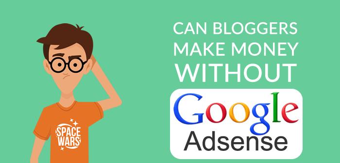 Make Money without Google Adsense
