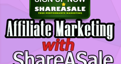 Shareasale affiliate marketing