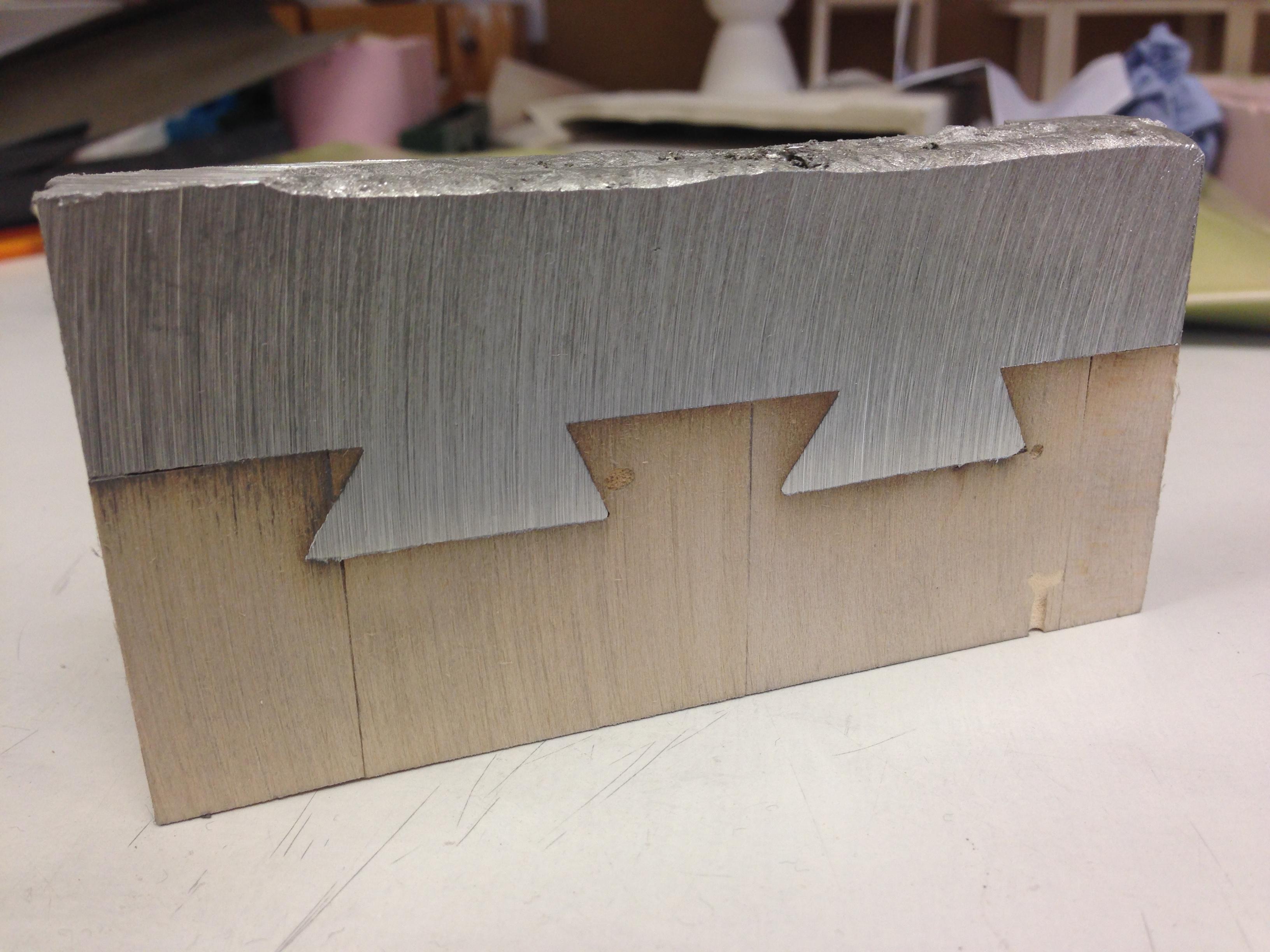 Joining wood and metal  kerrysmakerblog
