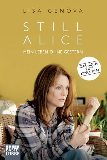 """Rezension #72: """"Still Alice - mein Leben ohne Gestern"""" von Lisa Genova"""