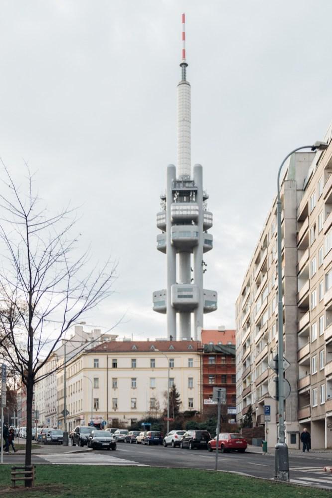 09 Prag, Tschechien, Czech Republic, sightseeing, city, tv tower