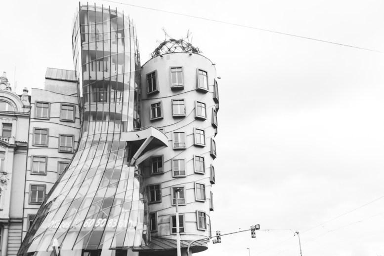 17 Prag, Tschechien, Czech Republic, sightseeing, city, tanzendes haus