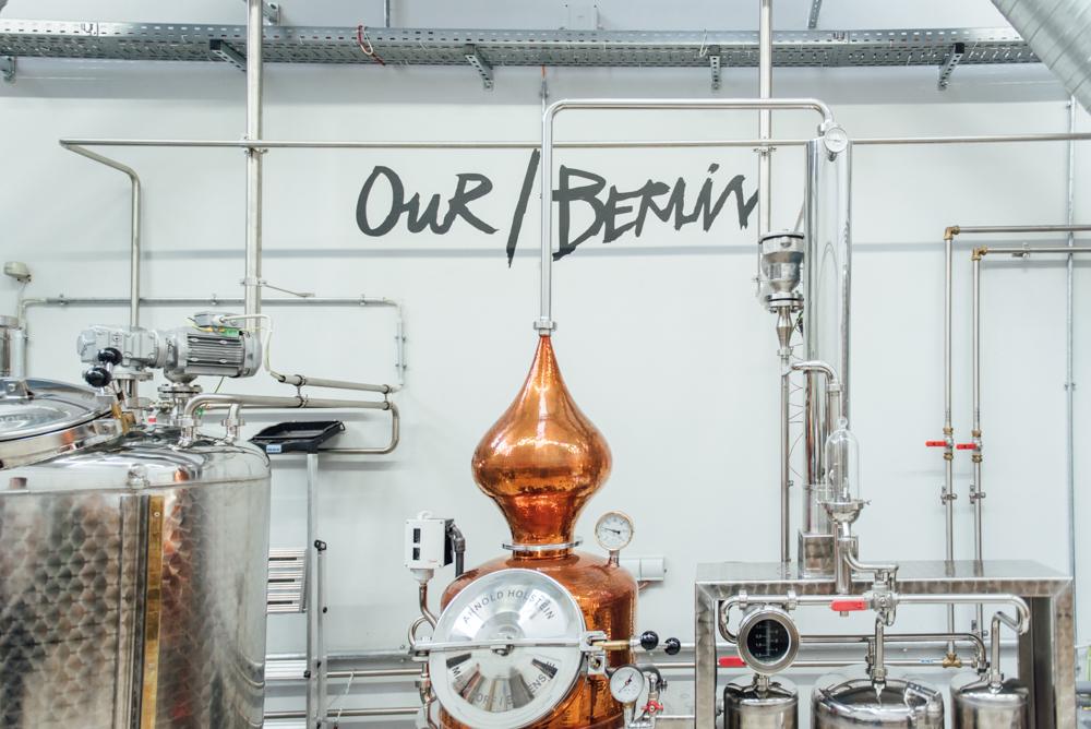 Ein Wodka mit Kein-Kater-Versprechen – Zu Besuch bei Our/Berlin