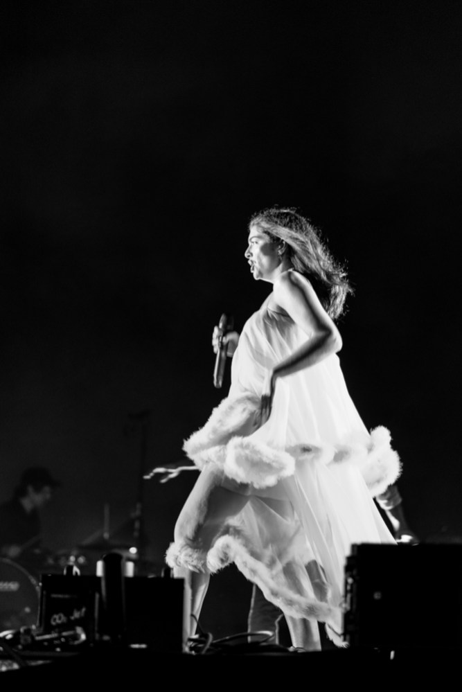 Lorde_Primavera Sound Festival Barcelona 2018_Kerstin Musl_04
