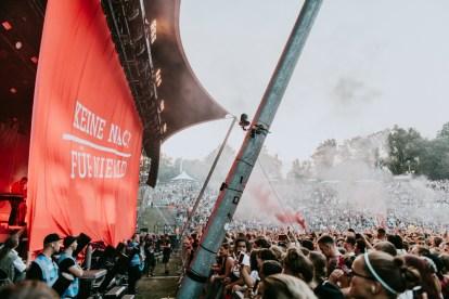 Kraftklub_Wuhlheide Berlin 2018_Kerstin Musl_02