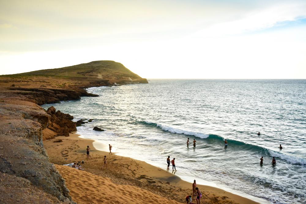 1, 2, 3, Los! Abenteuerreise auf die Halbinsel La Guajira