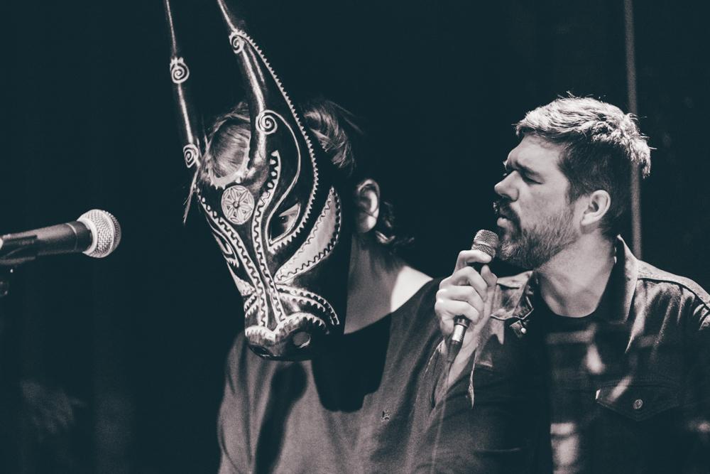Lambert und Dekker feiern ihre erste Berlin Show im Burg Schnabel