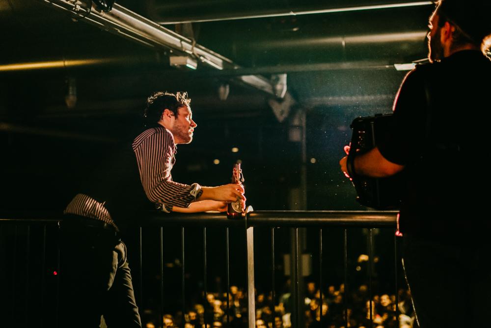 Rausch der Endorphine bei Granada's ausverkaufter Show im Festsaal Kreuzberg