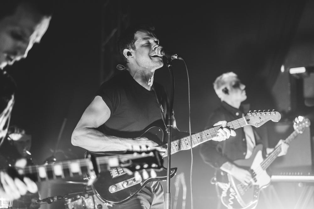 Bloodhype erwecken den Indie Rock wieder zu neuem Leben und das Cassiopeia feiert mit