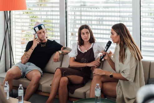 Carl Jakob Haupt, Nike van Diether, Wana Limar_Casper_The Essential Launch Party_Kerstin Musl_107