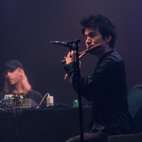 Day 3_Primavera Sound Barcelona 2019_Kerstin Musl_102_Tim Hecker & Konoyo Ensemble