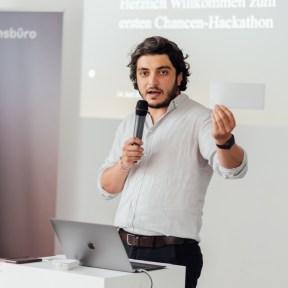Tag 1_Chancen Hackathon 2019_Innovationsbüro Berlin_© Kerstin Musl_11