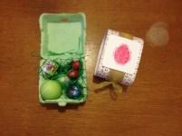 Eier Grasgrün 3