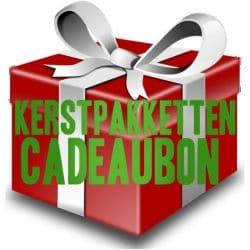 2 Kerstpakketten Cadeaubon - Specialist in streekpakketten gevuld met lokale streekproducten - www.KerstpakkettenCadeaubon.nl