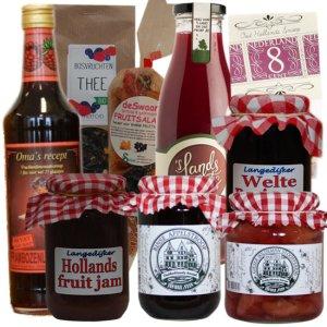 Kerstpakket Fruit doosje – Relatiegeschenken Specialist