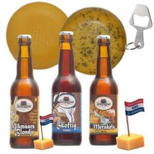 Cadeaupakket Kaas en Bier plezier