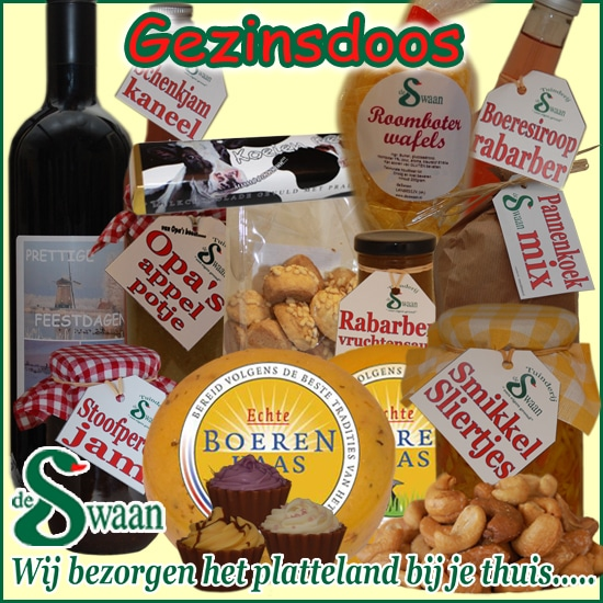 Kerstpakketten Gelderland - Kerstpakket Specialist Noord-Holland