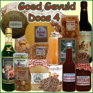 Kerstpakket Goed Gevuld 4 – Streekproducten Specialist