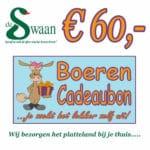 Kerstpakket Cadeaubon 60,- Maak je eigen keuze! - www.kerstpakkettencadeaubon.nl