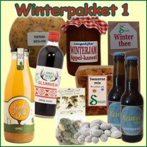 Kerstpakket Winter 1 – Streekpakket Specialist