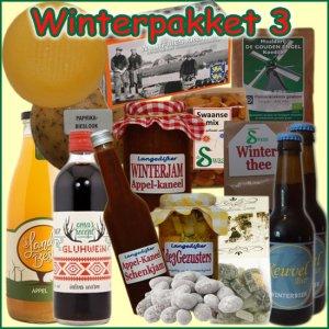 Kerstpakket Winter 3 – Streekpakket Specialist