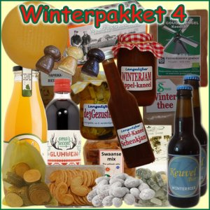 Kerstpakket Winter 4 – Streekpakket Specialist