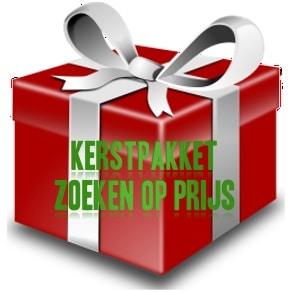 Kerstpakket zoeken op prijs - zoek je een kerstpakket voor een bepaalde prijs - www.KerstpakkettenCadeaubon.nl
