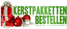 Kerstpakketten bezorgen - Kerstpakket bestellen en bezorgen bij particulier