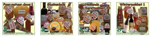 Kerstpakketten originele kerstpakketten - Zoek een origineel kerstpakket zelf uit bij - www.kerstpakkettencadeaubon.nl