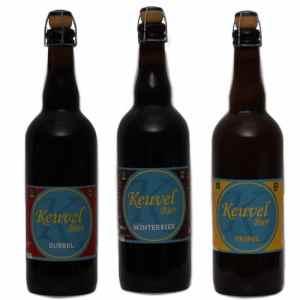 Keuvel Bierpakket Groot 3 - Westfiese speciaal Keuvel bier gebrouwen in Noord-Holland - Bierpakketten Specialist - www.kerstpakkettencadeaubon.nl