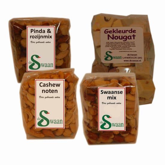 Kerstpakket Noten 4 – Kaas en noten Specialist