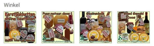 Kerstpakketten webshop Noord-Holland - Bestellen en bezorgen in heel Noord-Holland - www.kerstpakkettencadeaubon.n