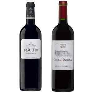 Wijnpakket Bordeaux 2- Wijngeschenk Specialist