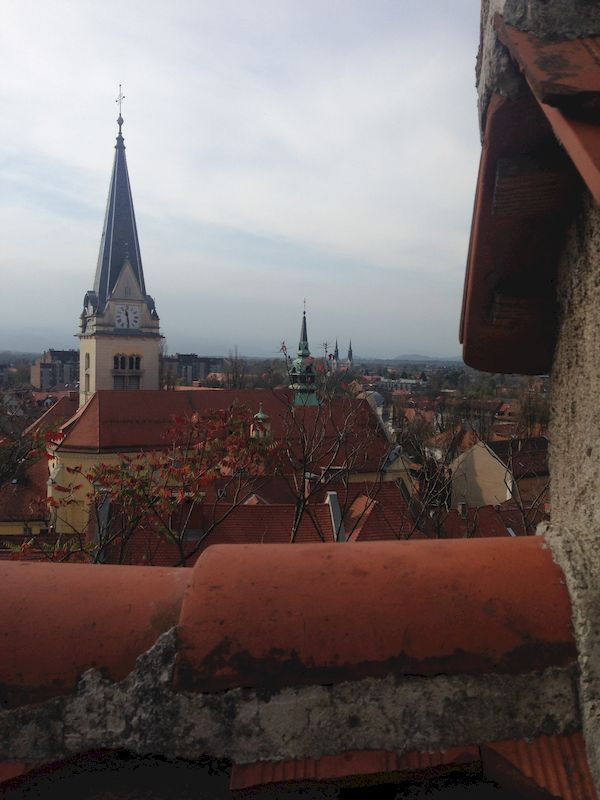 Ljubljana Pablo Kersz Around The World
