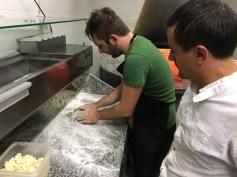 Learning How To Make La Vera Pizza Napoletana