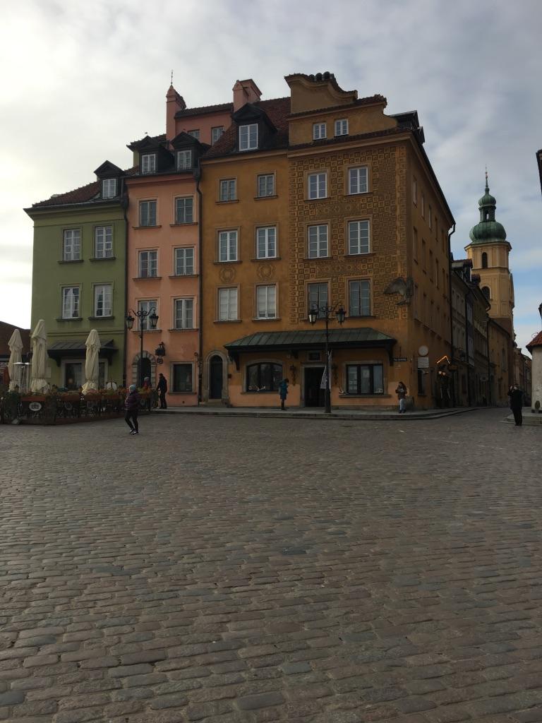 Polish Street Photography