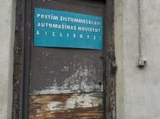 Riga, Latvia, Pablo Kersz