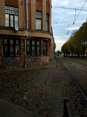 Photographing the slums of Riga, Latvia