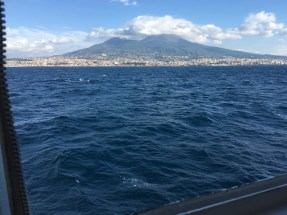 High speed ferry from Sorrento to Capri
