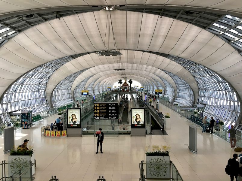 Suvarnabhumi Airport (BKK)