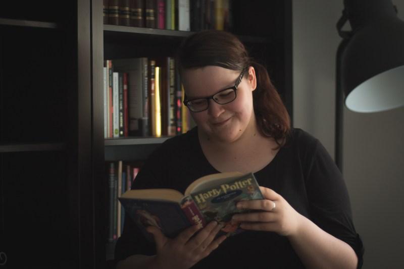 Kirjabloggari Niina Tolonen