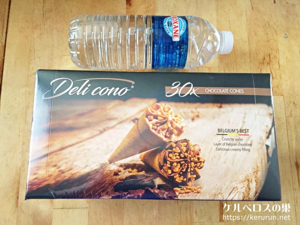 【コストコ】Deli cono(デリコノ)チョココーンズ