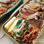 「いっぴん」監修、豚丼のタレで作る豚丼弁当