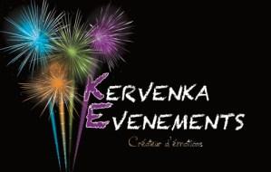 Logo Kervenka événements