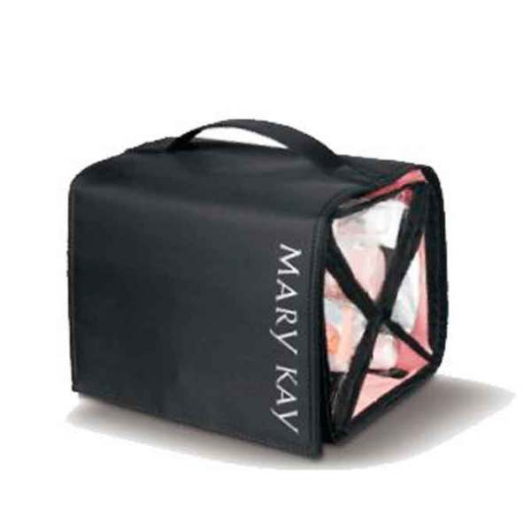 Mary Kay Cosmetic Travel Roll-Up Bag/Hanger