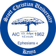 Scott Christian University Admission Portal - https://scott.ac.ke/admission/application-admission/
