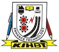 KIHBT Application Portal - https://www.kihbt.ac.ke/(S(lmi1svnolvpkreeomimnglri))/ApplyOnline.aspx
